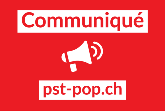 Déclaration du Parti Suisse du Travail sur les événements survenus à Washington le 6 janvier 2021