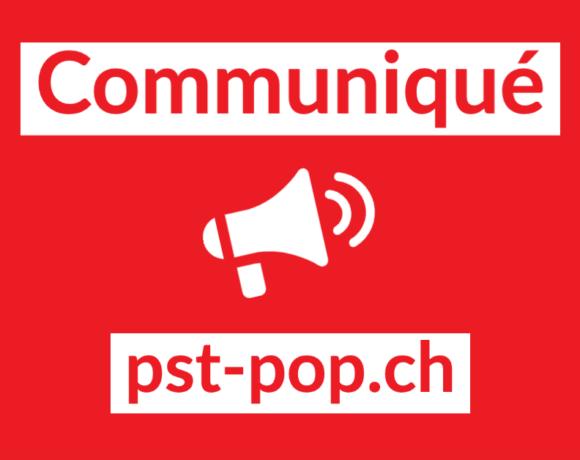 Le Parti Suisse du Travail (PST-POP) félicite le MAS et Luis Arce pour leur victoire !