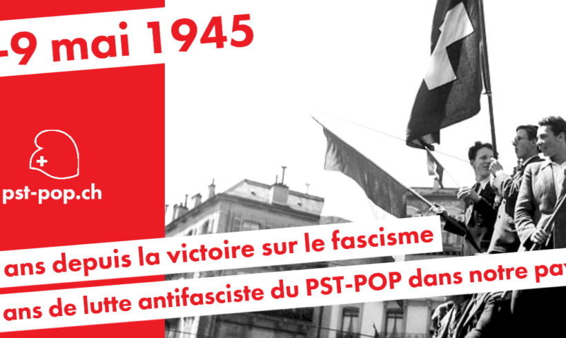8-9 mai 1945 – 75 ans depuis la victoire sur le fascisme